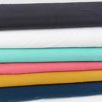 tejido de punto de colores lisos