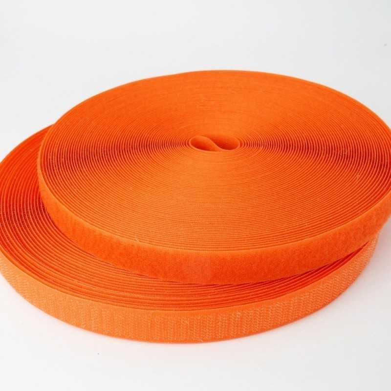 velcro naranja