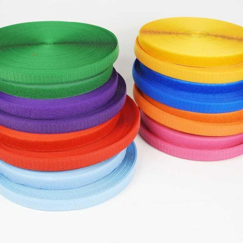 Velcro colores  - 23