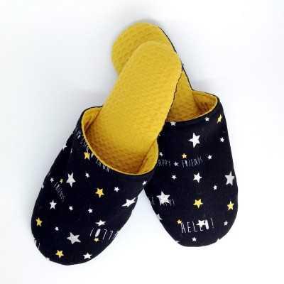 Patrón de zapatillas de verano DIY