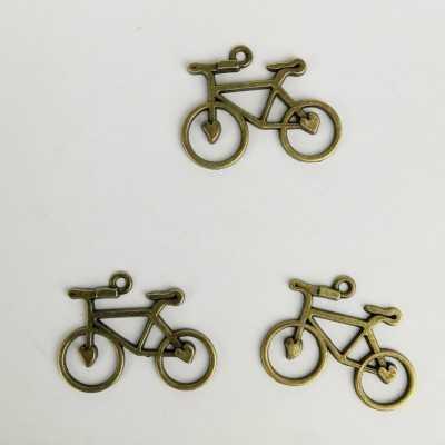 Colgante bicicleta