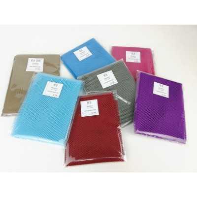 tejido mesh de colores