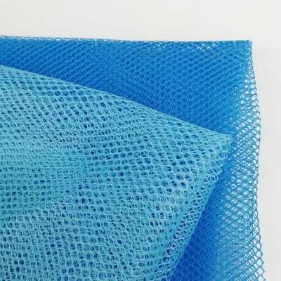 mesh azul y turquesa