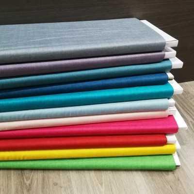 tela lisa para combinar en colores