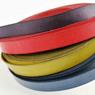 Asa piel sintética 15mm de colores