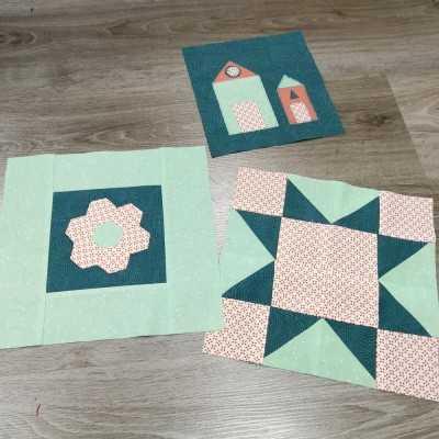 proyecto patchwork iniciación