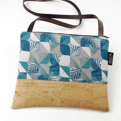 Kit bolso con tela de corcho