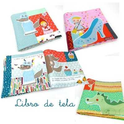 libro de tela para niños
