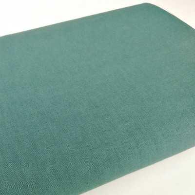 tela lisa color verde