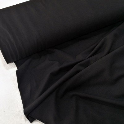 Punto liso negro