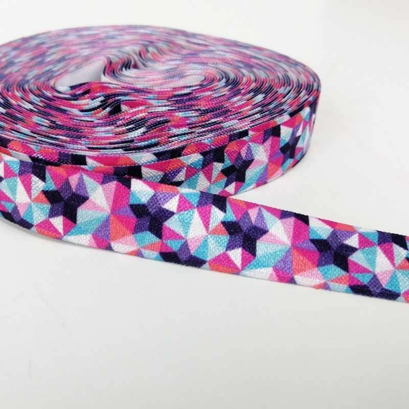 goma elástica con geométrica