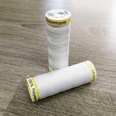 Hilo blanco Gütermann