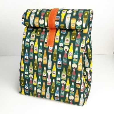 kit para coser una bolsa para la comida