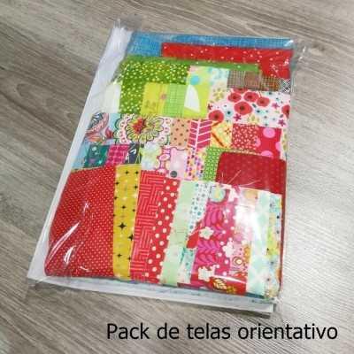 Pack de telas orientativo