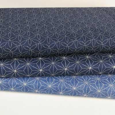 Combinación de telas sashiko