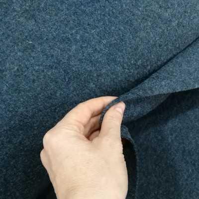 Lana 100% color gris azulado