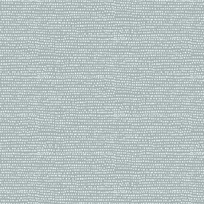Tela de algodón con topos irregulares