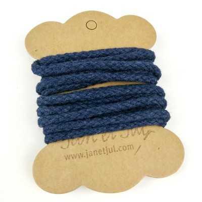 cordón azul marino