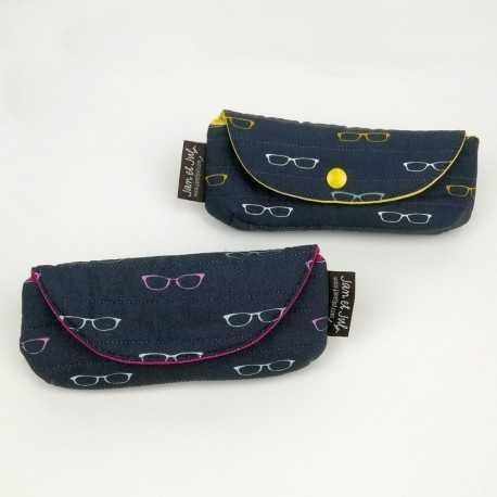 kit Funda de gafas de Jan et Jul