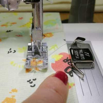 Imán guía ideal para coser recto