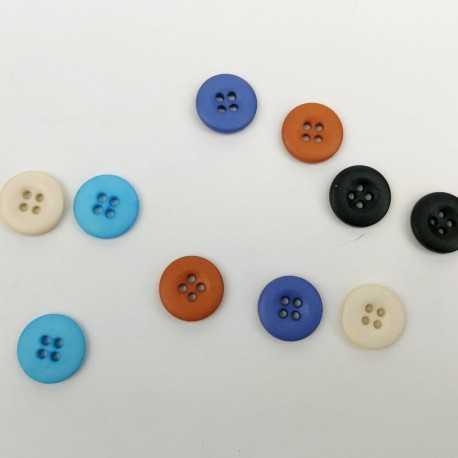 Botón G 15mm