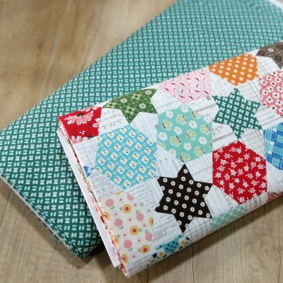 Telas americanas para patchwork, ideal para combinar