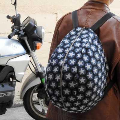 Patrón para realizar la funda para el casco de la moto