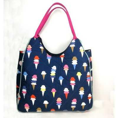 Patrón descargable bolso de verano