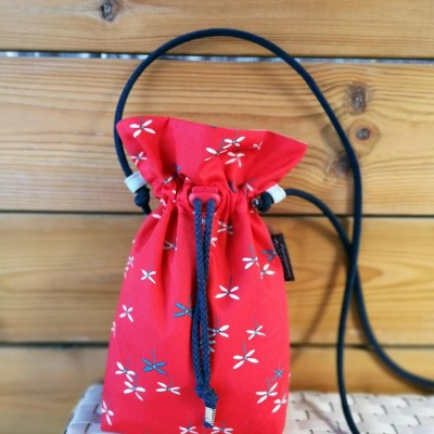 Bolso de Jan et Jul con cinta cordón imitación piel