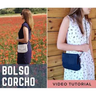 tutorial bolso summer con tela de corcho del libro costura creativa 2