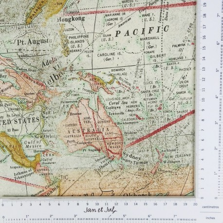 tela de mapas