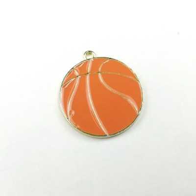charm de pelota de basquet