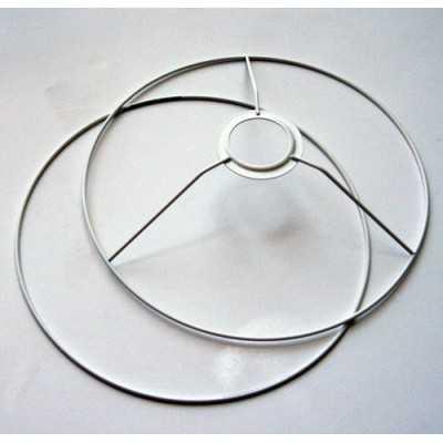 Armazon lampara 35cm de diámetro